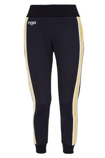 Спортивные брюки с лампасами Fendi
