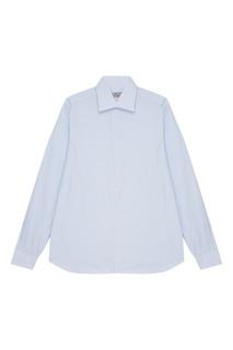 Хлопковая рубашка Canali