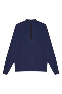 Синий свитер Canali