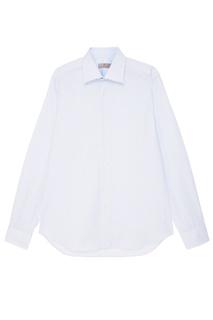 Хлопковая базовая рубашка Canali