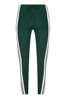 Черные брюки с лампасами Dario Isabel Marant Etoile