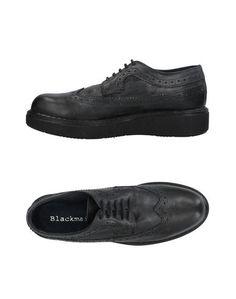 Обувь на шнурках Blackmail