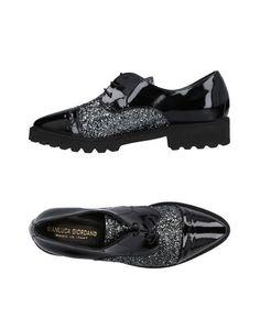 Обувь на шнурках Gianluca Giordano