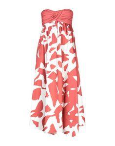 Платье длиной 3/4 Jil Sander Navy