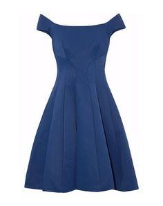 Короткое платье Zac Posen