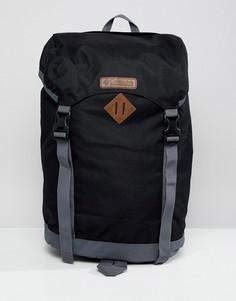 Черный классический рюкзак Columbia 25 л - Черный