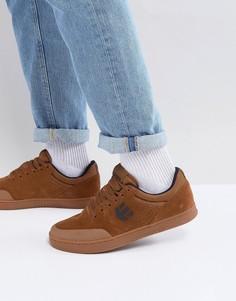 Коричневые кроссовки с каучуковой подошвой Etnies Marana x Michelin - Коричневый