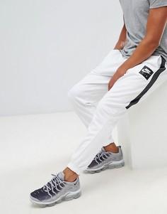 Белые джоггеры со вставками Nike Air AJ5317-100 - Белый