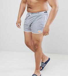 Серые шорты для плавания с эластичным поясом еllesse - Серый Ellesse