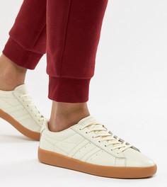 Кожаные кроссовки Gola Aztec - Кремовый