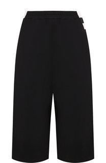 Укороченные хлопковые брюки Y-3