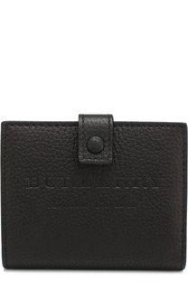 Кожаный кошелек на кнопке Burberry