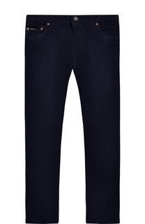 Вельветовые брюки прямого кроя Polo Ralph Lauren