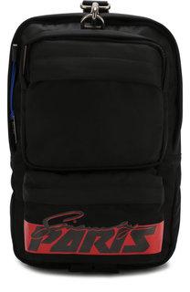 Текстильный рюкзак на одно плечо Givenchy