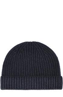 Кашемировая вязаная шапка Cruciani