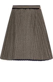 Плиссированная юбка-миди Marc Jacobs