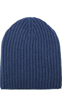 Кашемировая шапка фактурной вязки Loro Piana