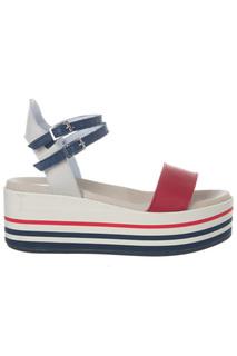 platform sandals CROWN