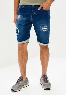 Шорты джинсовые Deeluxe