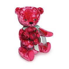 Мягкая игрушка Budi Basa Медведь БернАрт розовый, 28 см
