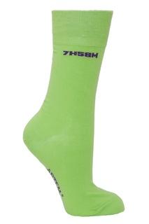 Зеленые носки Artem Krivda