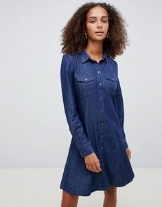 1bff18d50ea04c7 Купить женские джинсовые платья рубашка в интернет-магазине Lookbuck