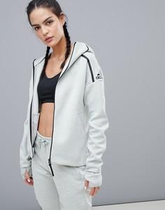 9152c23f Толстовки Adidas женские - купить в интернет-магазинах - LOOKBUCK
