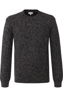 Шерстяной свитер с круглым вырезом Brioni
