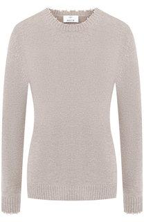 Пуловер из смеси шерсти и кашемира Allude