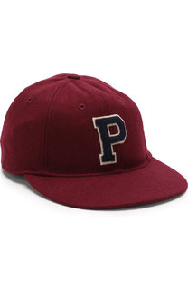 Шерстяная бейсболка Polo Ralph Lauren