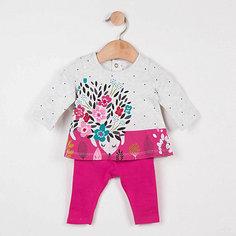 Комплект (джемпер+штанишки) Catimini для девочки
