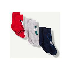 Носки, 3 пары Z для мальчика
