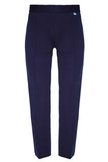 Зауженные синие брюки Adolfo Dominguez