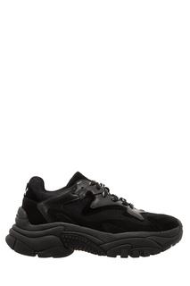 Черные кроссовки Addict Ash