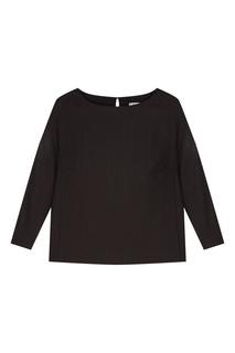 Черная блузка Nectar в горошек MAX Mara