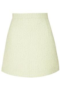 Короткая юбка-трапеция T Skirt
