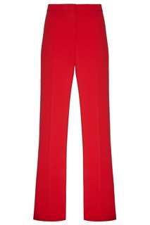 Красные прямые брюки Nigelia MAX Mara