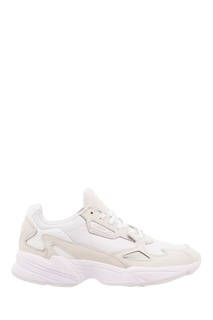 Белые кроссовки Falcon W Adidas