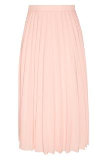 Розовая юбка-плиссе T Skirt