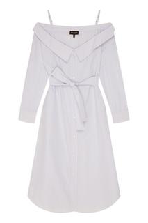 Платье-рубашка в полоску T Skirt