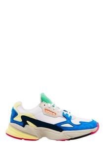 Разноцветные кроссовки Falcon W Adidas