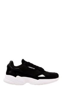 Черные кроссовки Falcon W Adidas