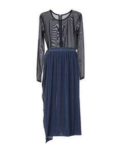 Платье длиной 3/4 Mm6 Maison Margiela