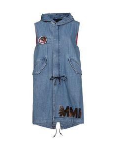 Джинсовая верхняя одежда Mr & Mrs Italy