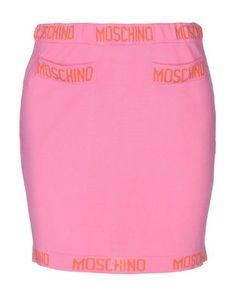 Мини-юбка Moschino