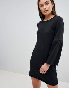 Платье-футболка JDY Prove - Черный