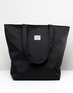 Черная сумка-тоут Herschel Mica - Черный