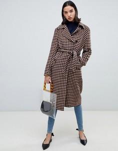 купить женские пальто вязаные в интернет магазине Lookbuck