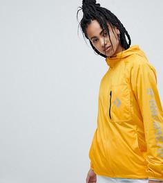 Легкая желтая куртка Converse - Золотой