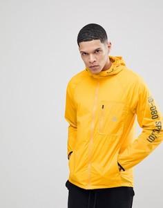 Желтая куртка Converse Blur 2.0 10006446-A02 - Желтый